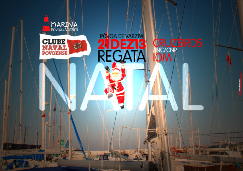 cartaz_ regatas Natal 2013